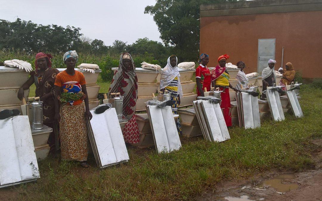 Projet apiculture pour les femmes