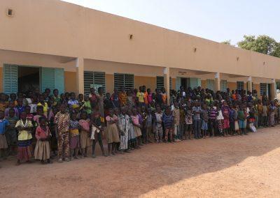 Construction d'écoles primaires