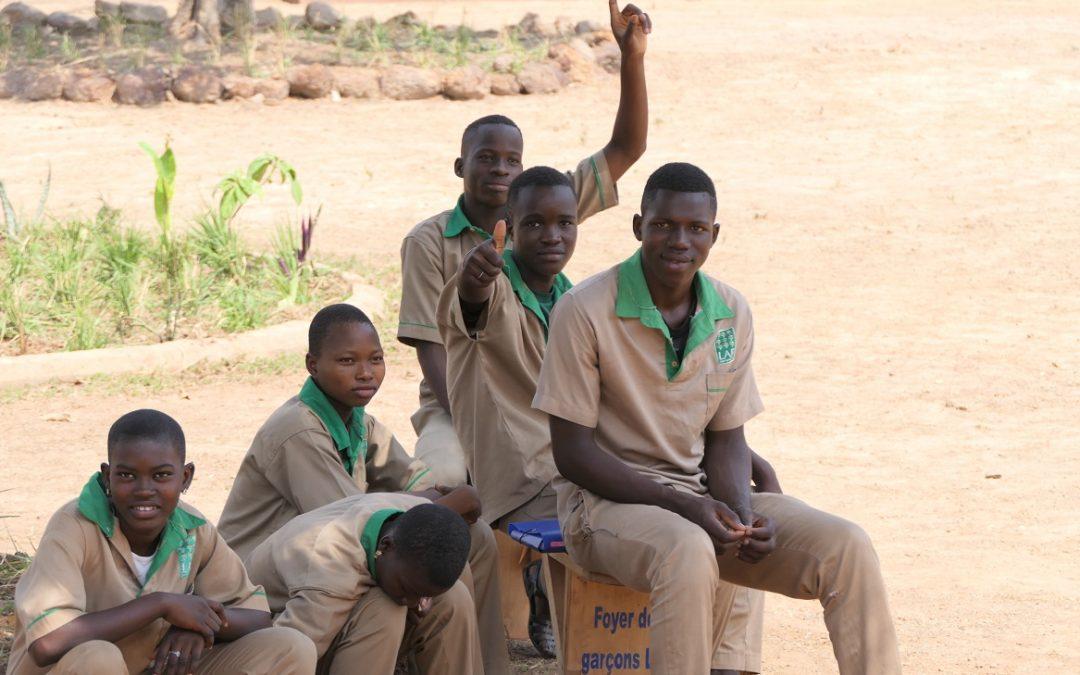 Parrainage d'élèves au Lycée Agricole Privé (LAP)