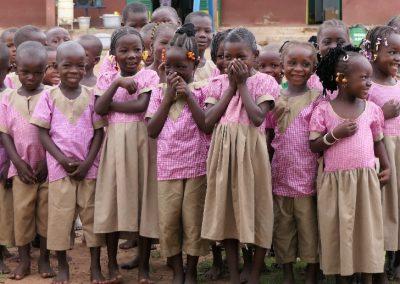 Parrainage d'enfants a l'école maternelle